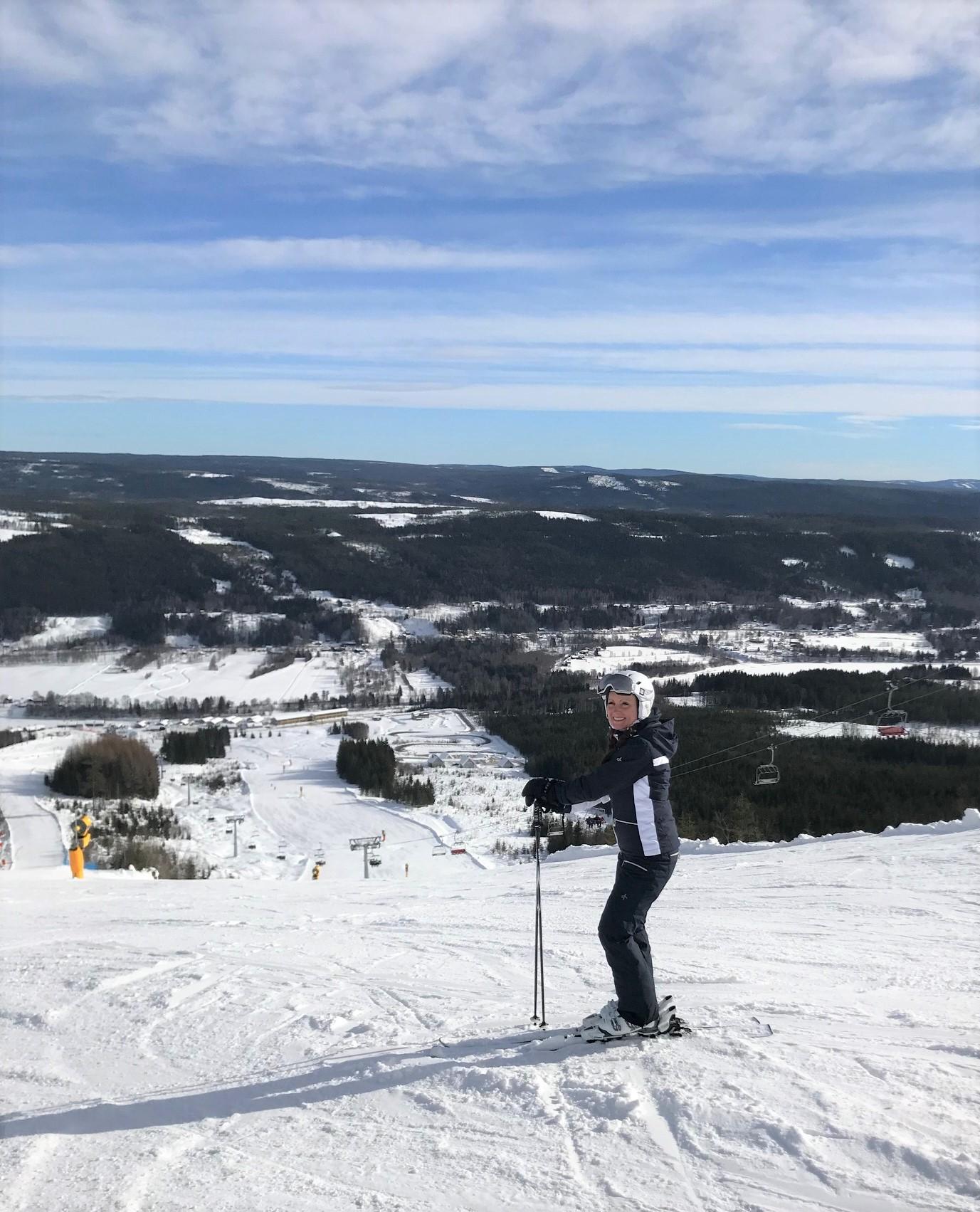 cross branäs skistar atomic salamon