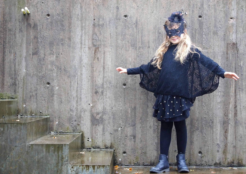 fladdemus batman halloween kalas utklädnad