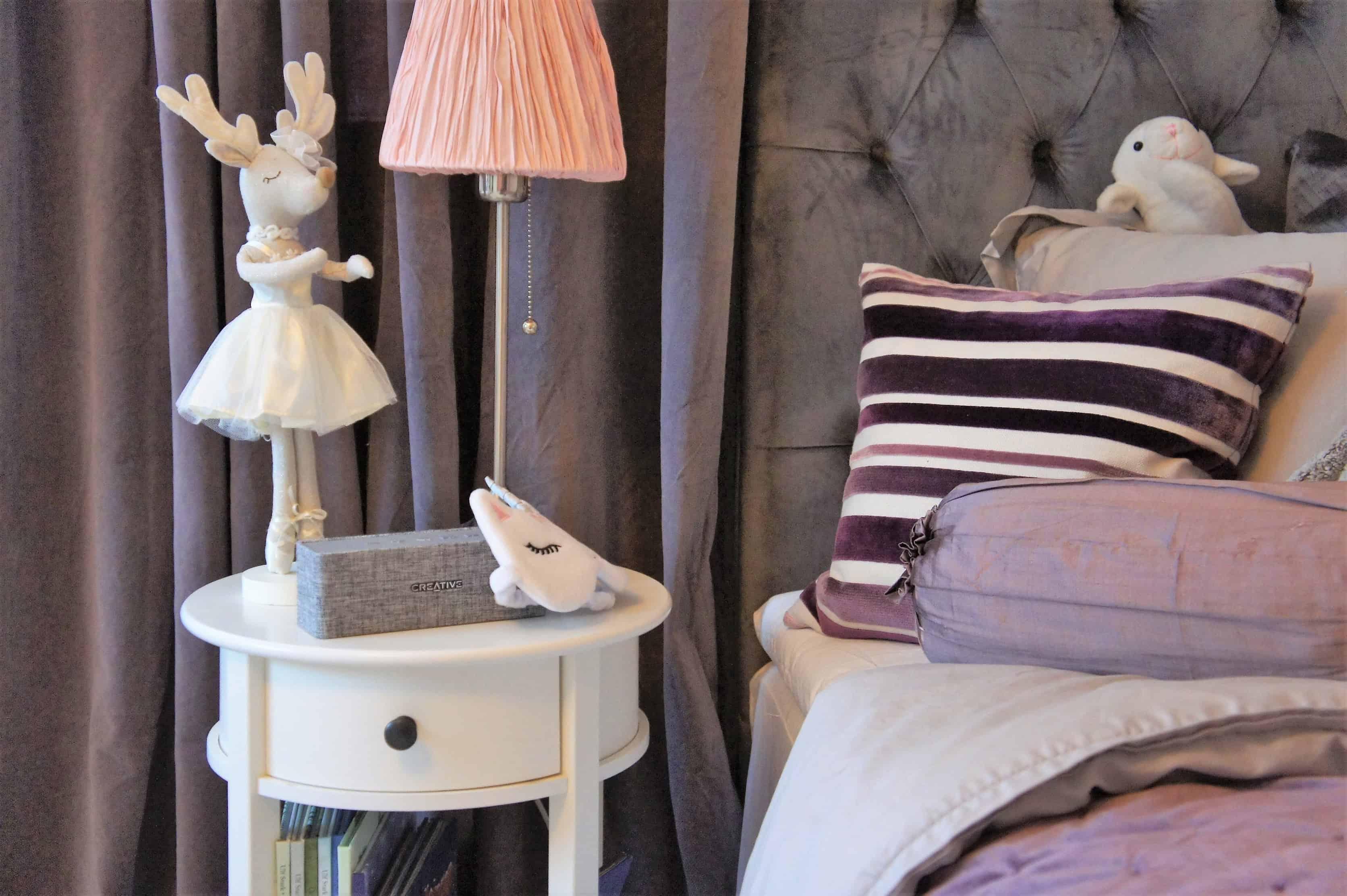 sammet, velvet, sovrum, flickrum, princess, barnrum, trendroom