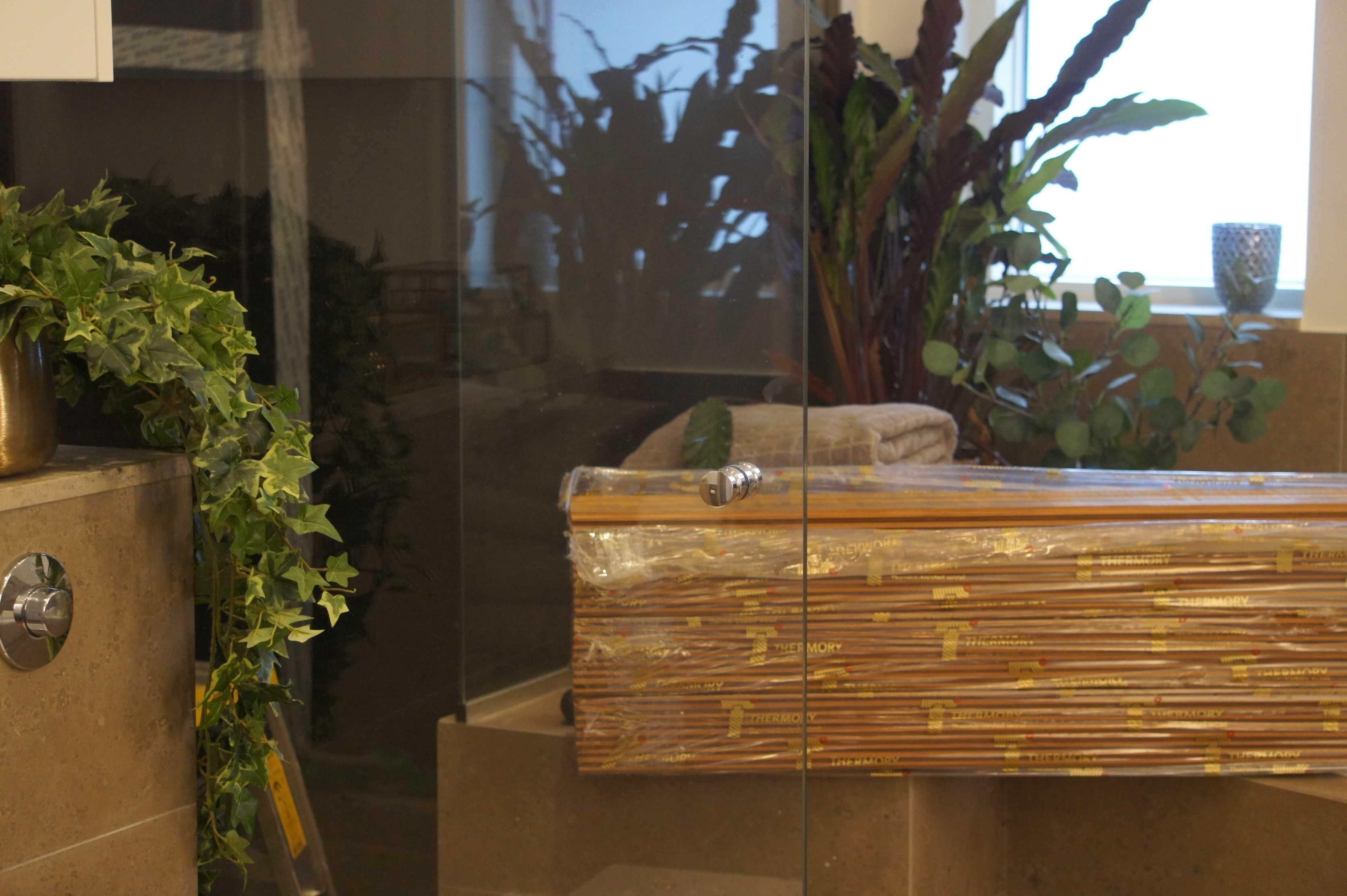 glasbastu, sauna, exacta, radiatapine, master bathroom