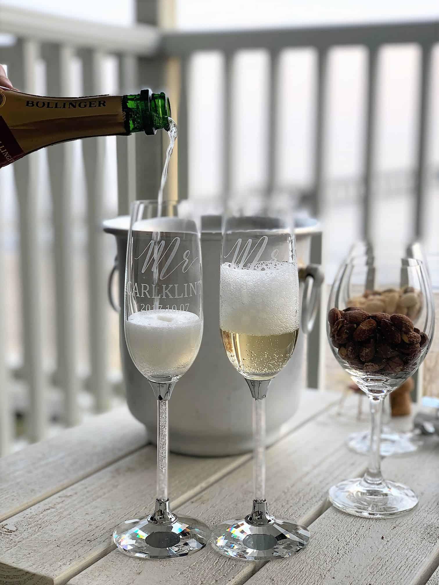spa, strandbaden, weekend, högklackat, fodralklänning, champagne