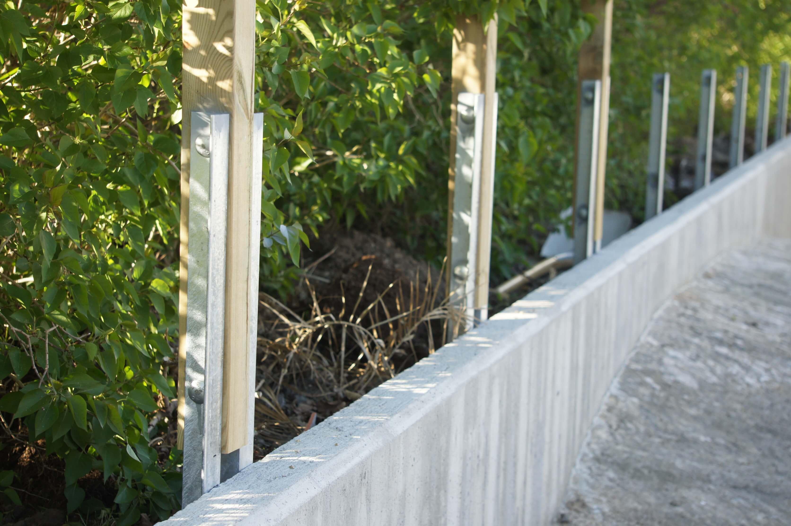 trädgård, betong, uppfart, plank, festool, hellyhansen
