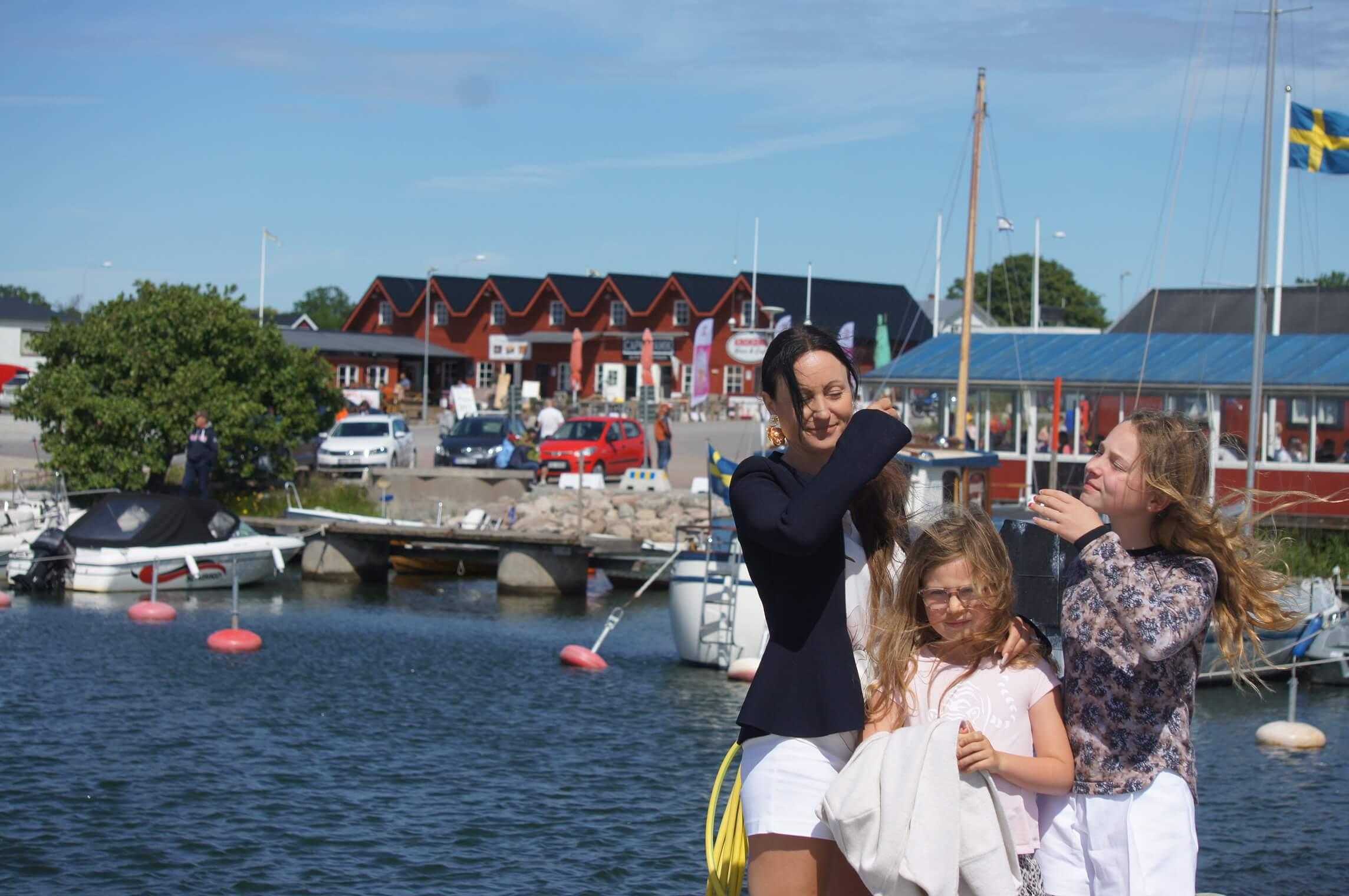 byxelkrog, hamnen, öland, cafe, scanlan theodore, river island